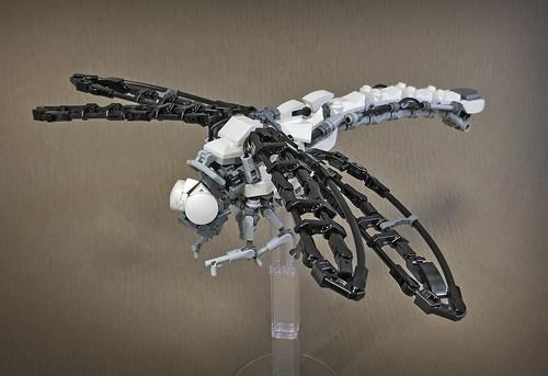 LEGO Mecha Dragonfly Mk2-01