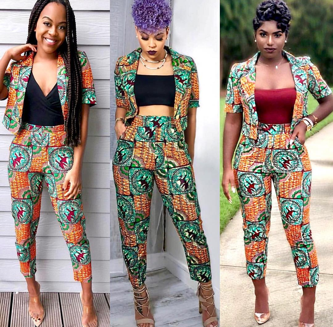 LATEST ANKARA STYLE 2020 FOR WOMAN FOR EVERY OCCASION! 4