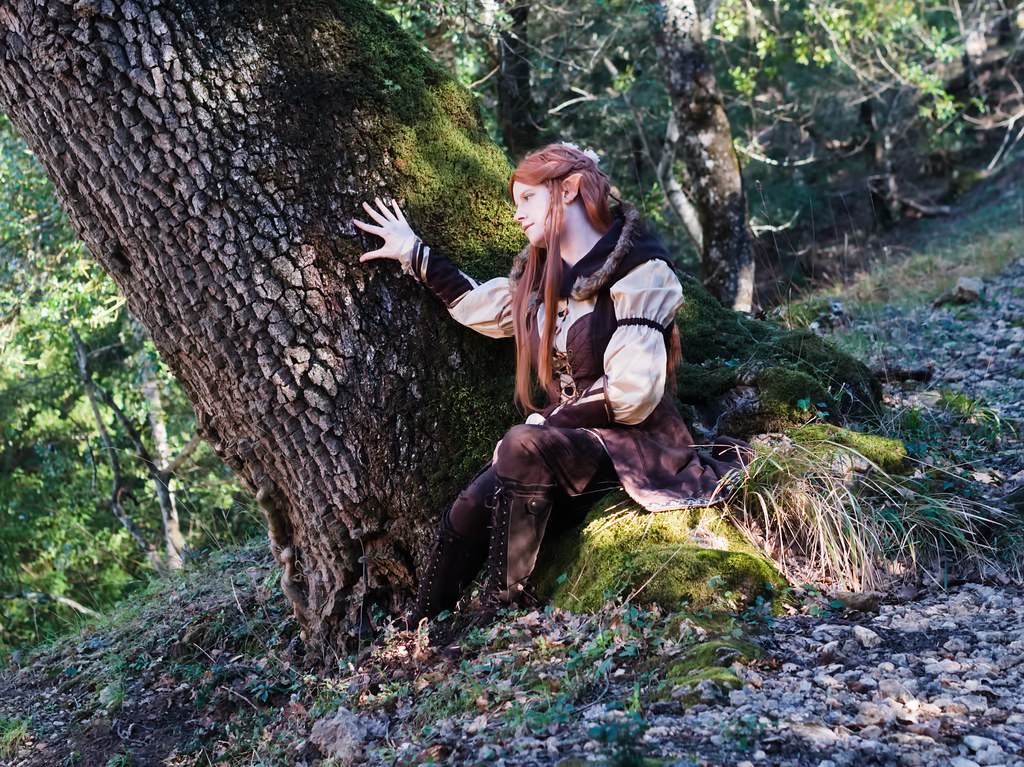 related image - Shooting Elfe - Yuli Cosplay - Montrieux -2019-01-10- P1466787