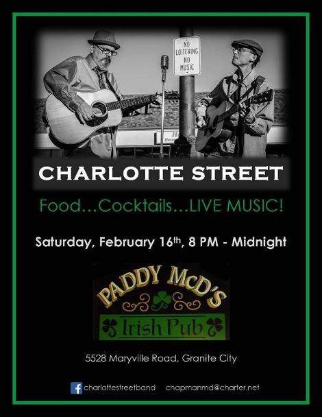 Charlotte Street 2-16-19