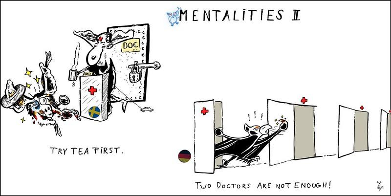 Swedish-German Mentalities