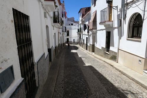 Calle tranqila / Quiet street