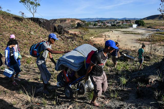Na fronteira com a Venezuela, Roraima será prejudicada com possível guerra