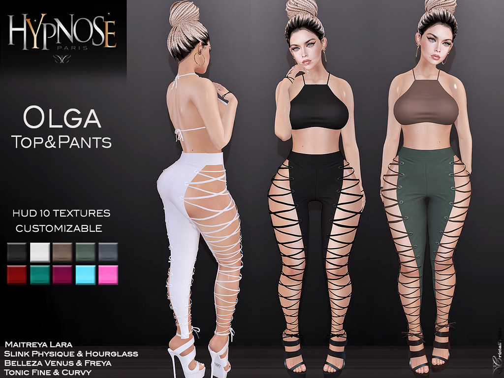 HYPNOSE – OLGA OUTFIT