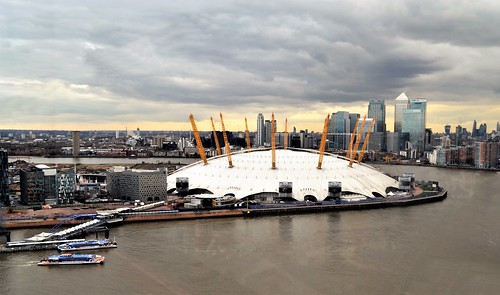 The Dome (O2 arena). Nikon D3100. DSC_0221.