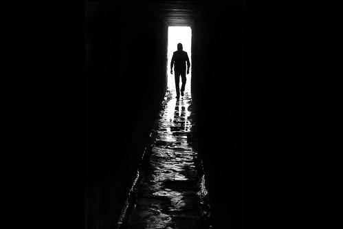 wet tunnel