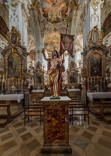 St. Nikolaus und Elisabeth zu Andechs (Bavaria)