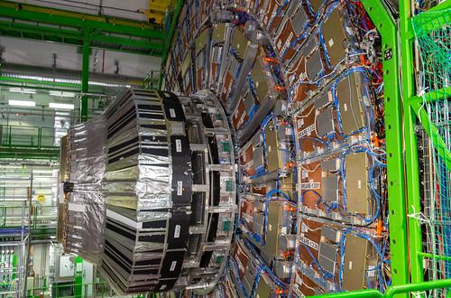 CMS at CERN 4