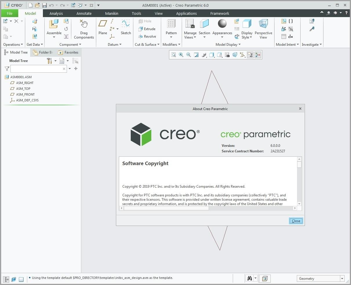 Design with PTC Creo 6.0.0.0 full