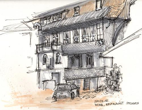 Worb, Restaurant Sternen