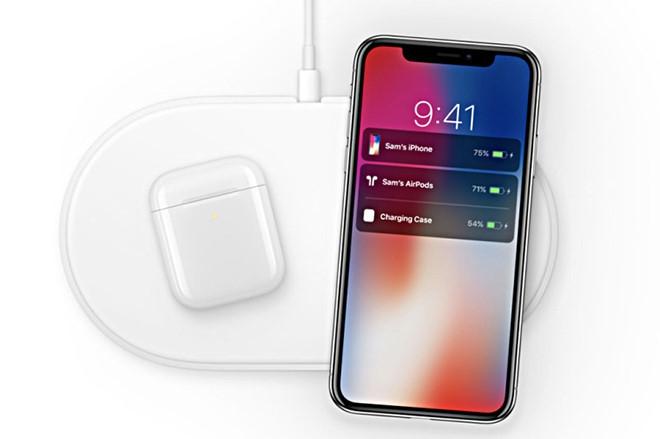 Apple hủy phát hành bộ sạc không dây AirPower