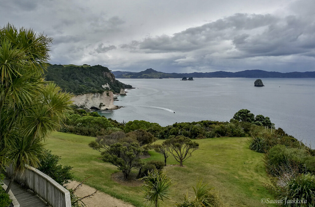 Travel tips for the Coromandel Peninsula: Walk to Cathedral Cove