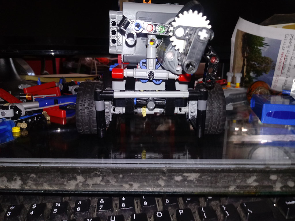 Lego Technic Sirslayer chassis