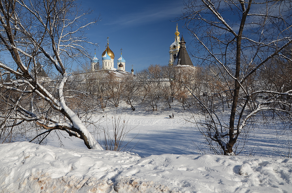 Moscow Winter 03