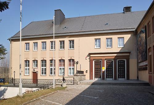 Schlema - Kulturhaus 'Aktivist'