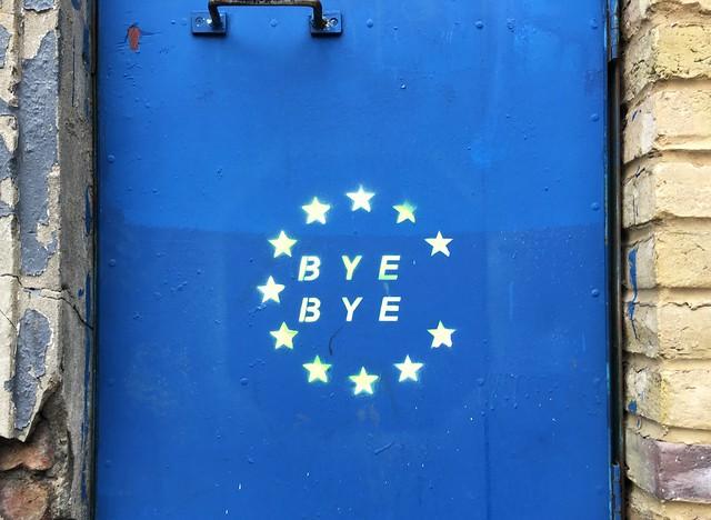 Bye Bye EU - Artist Not Known