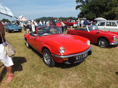 EYY 332J a 1971 1296cc Triumph Spitfire