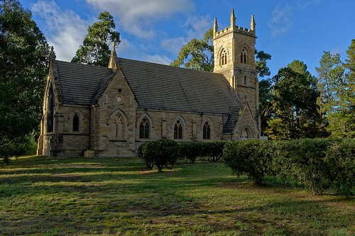The Church of Saint John The Evangelist, WALLERAWANG