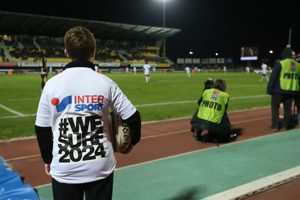 Le Stade Montois Rugby aux couleurs de WESURF 2024