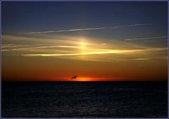 Une poignée de secondes avant le lever - Photo of Saint-Laurent-de-la-Salanque