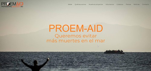 ProemAid - Ayúdamos a Salvar vidas en el Mar Mediterráneo
