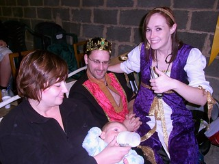 Medieval Evening Nov 2011