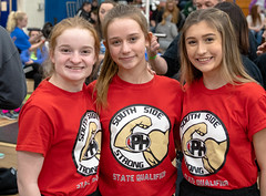 PHHS Girls Powerlifting States 2019-17