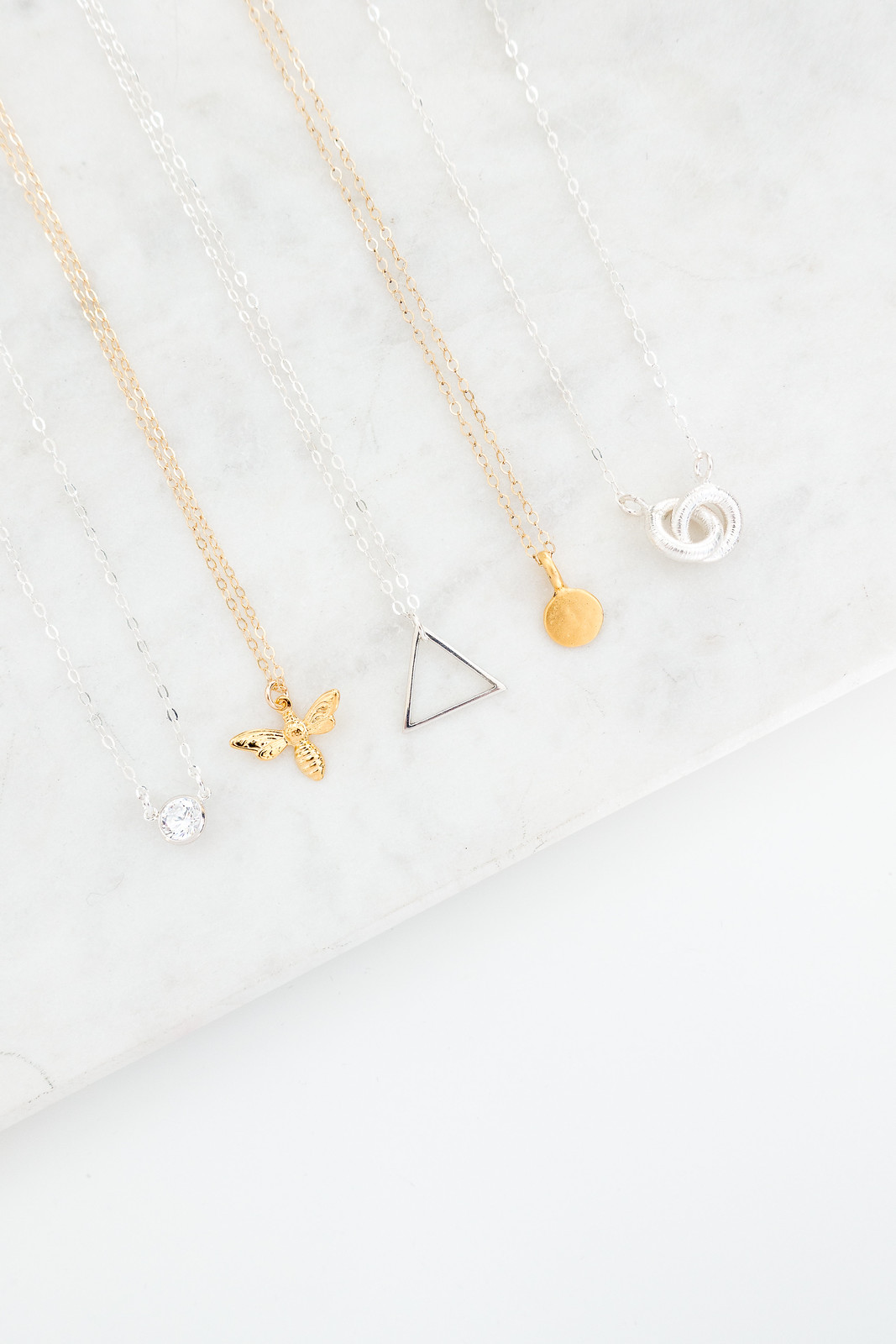 Sustainable Minimal Jewellery UK