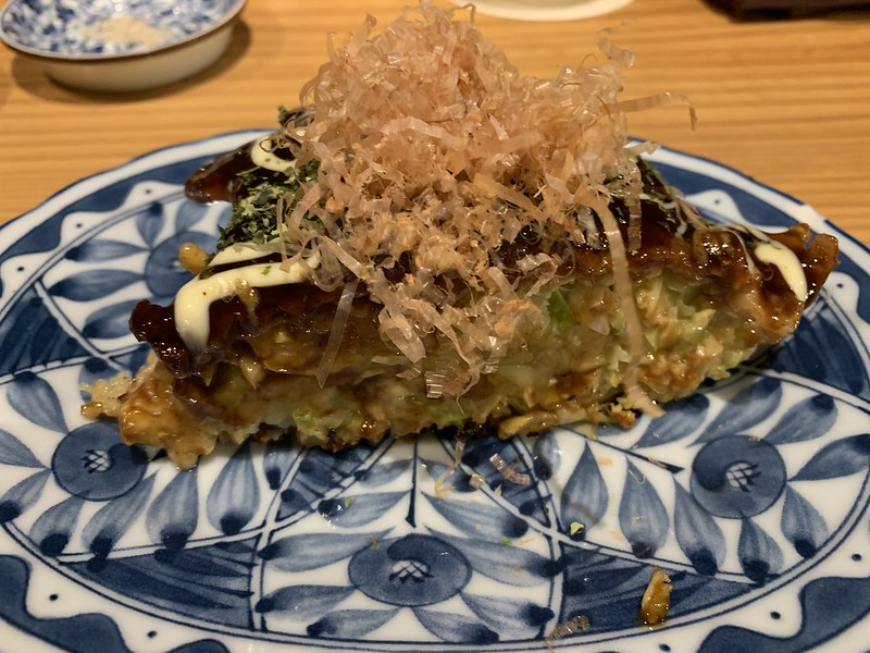 Osaka Kitchen - Pork Okonomiyaki