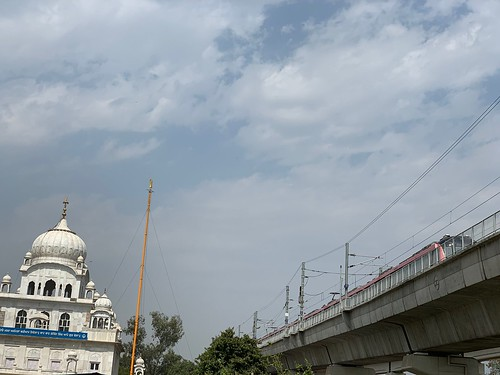 City Monument - Moti Bagh Gurudwara, South Delhi