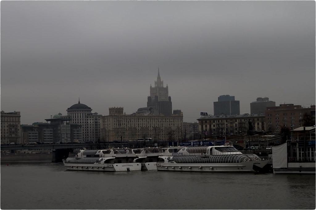Виды с Краснопресненской набережной [© NickFW.ru - 19.03.2019г.]