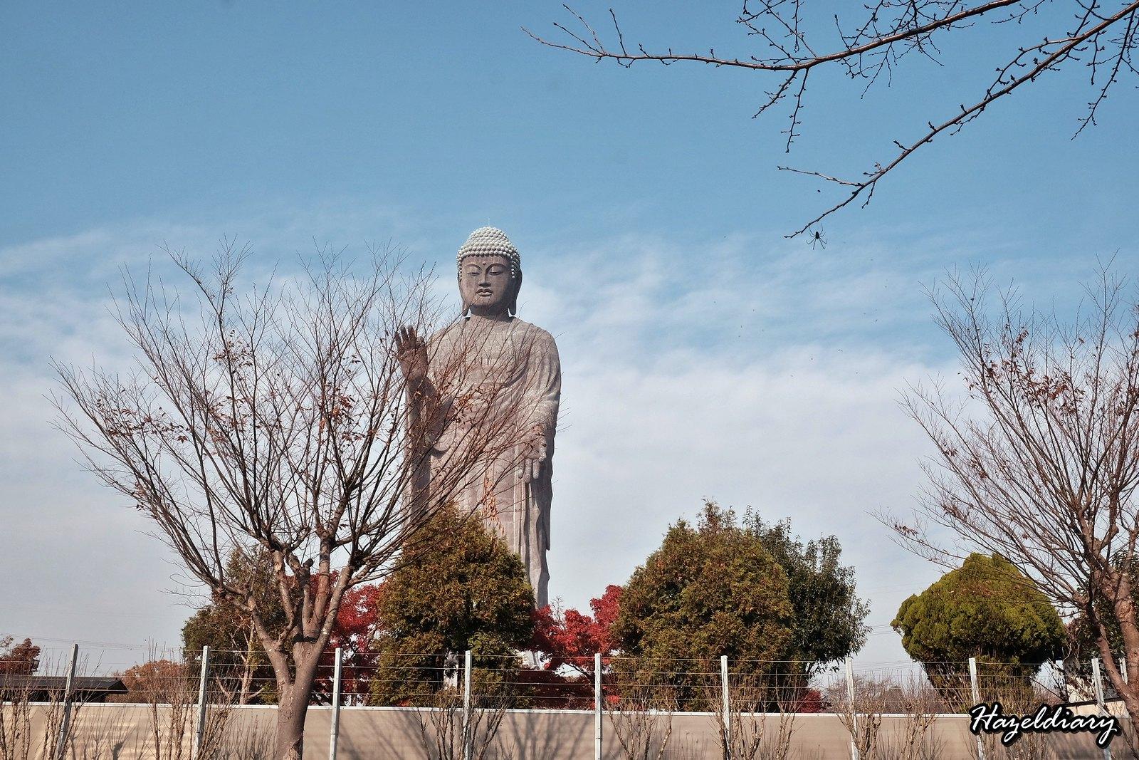 Ushiku Daibutsu Japan-2