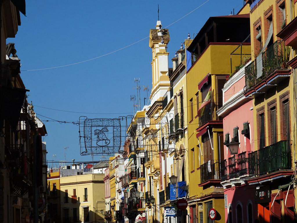 Calle Pureza Triana, Sewilla