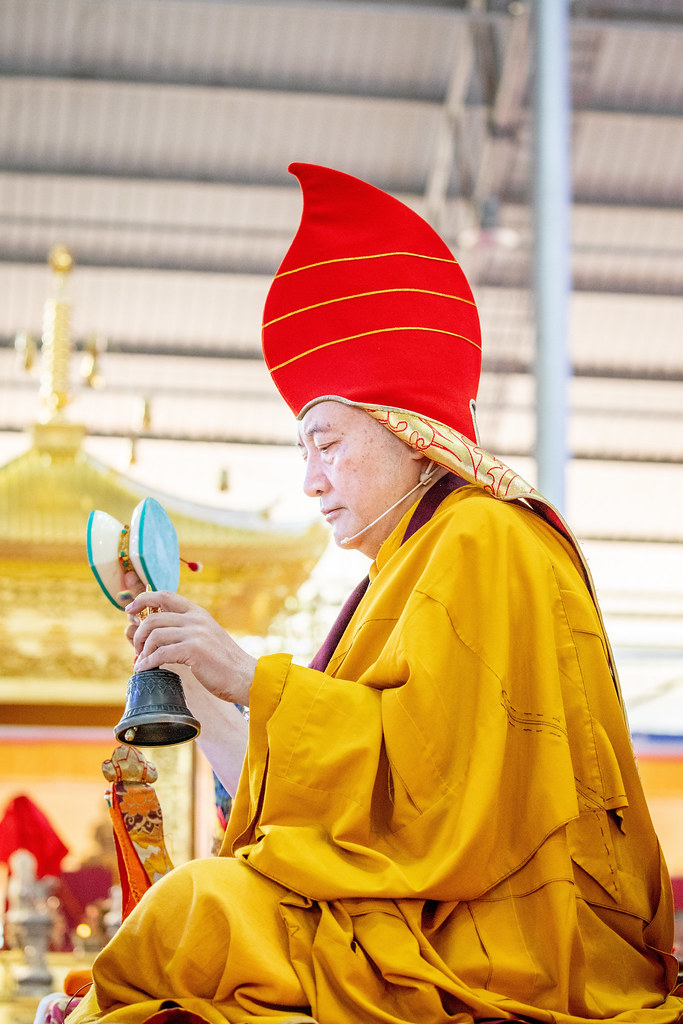 20190113_The Empowerment of Gyalwa Gyatso