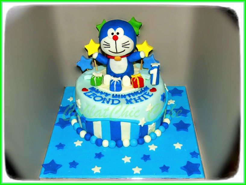 Cake Doraemon LEOND 15 cm