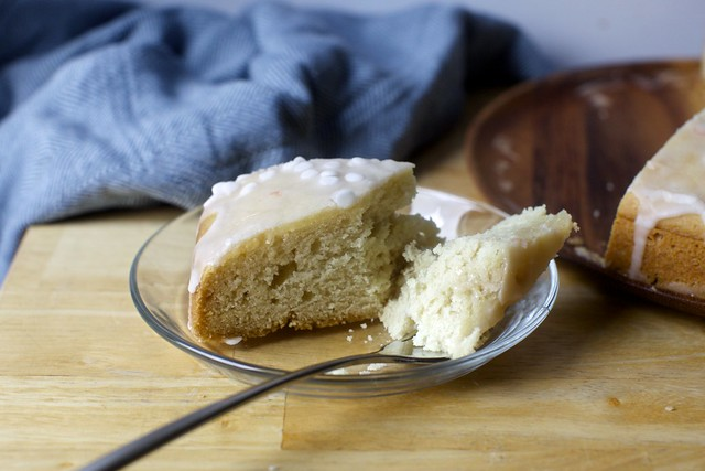 plush coconut cake