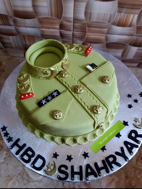 Cake by Nosheen Nawaz