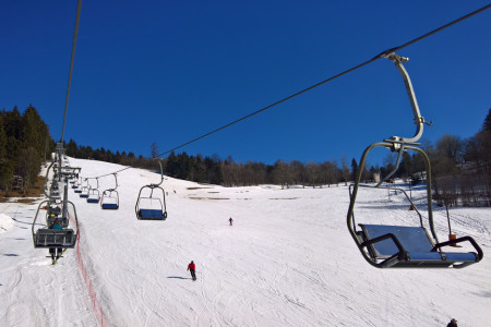 Aktuálně: sněhová injekce a konec prázdnin vylepší lyžařské podmínky