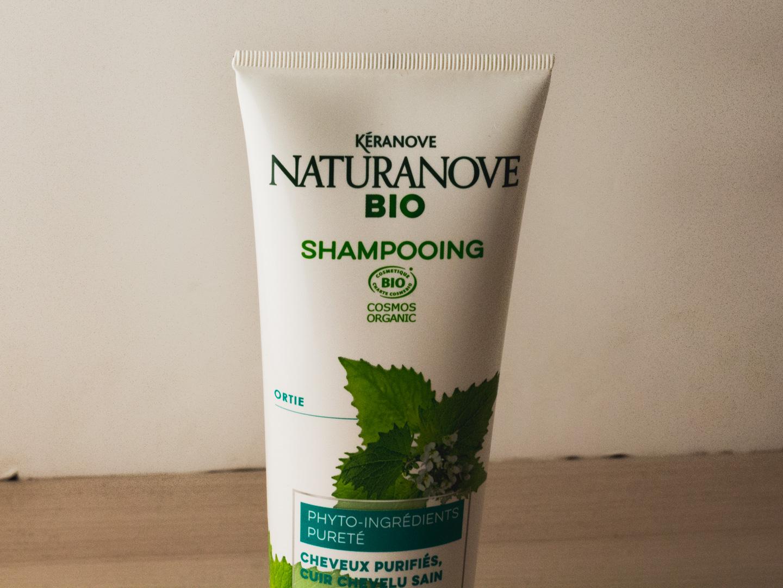 Verpakking Kéranove Bio Nettle Purified Hair & Scalp shampoo