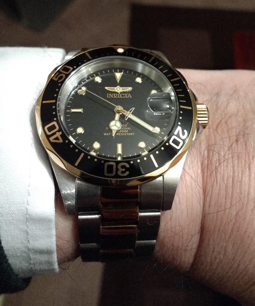Invicta 8927 Pro Diver (NH35A)