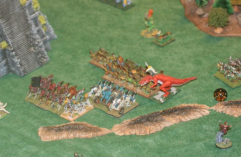[4000 - Orcs+HL vs Khemri] La bataille des pyramides noires 46466205885_7037b96acb_c