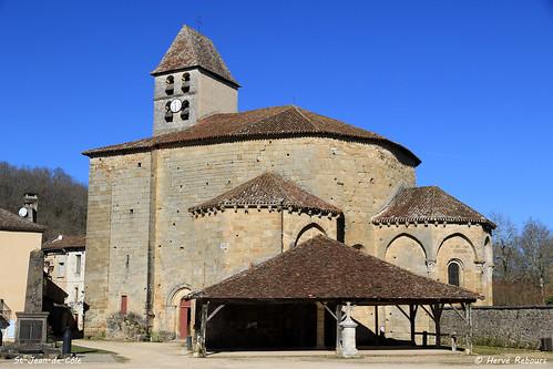 24 St-Jean-de-Côle - Eglise Saint-Jean-Baptiste XII