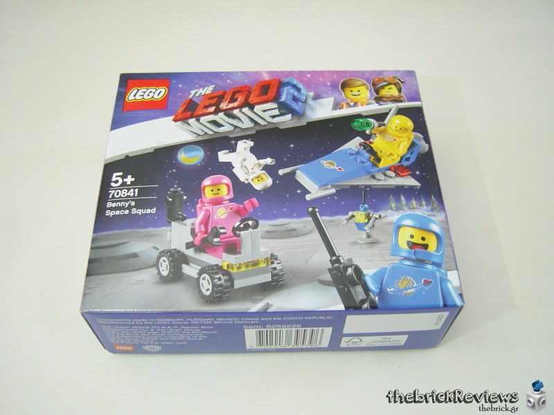 ThebrickReview: 70841 Benny's Space Squad 46559370964_9138986fa8_c