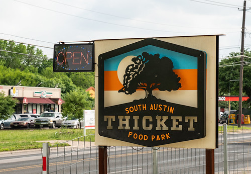 Thicket Food Park - South Austin, Texas