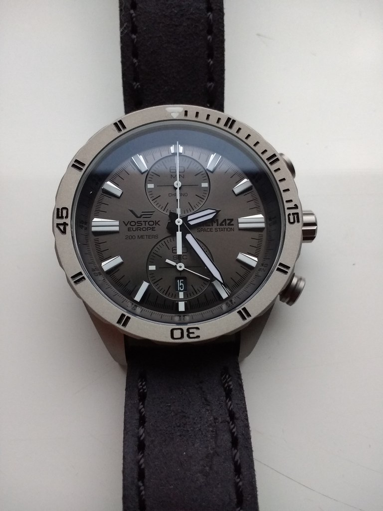 Vostok Europe Almaz Chrono (6S11-320H264) (3)