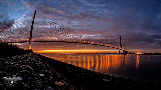 Pont de Normandie - Sony Alpha 7RII