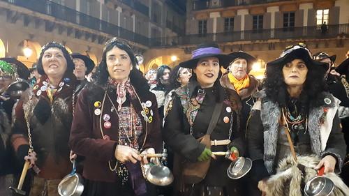 Hungariako Kaldereroen Konpartsa Tradizionala 2019