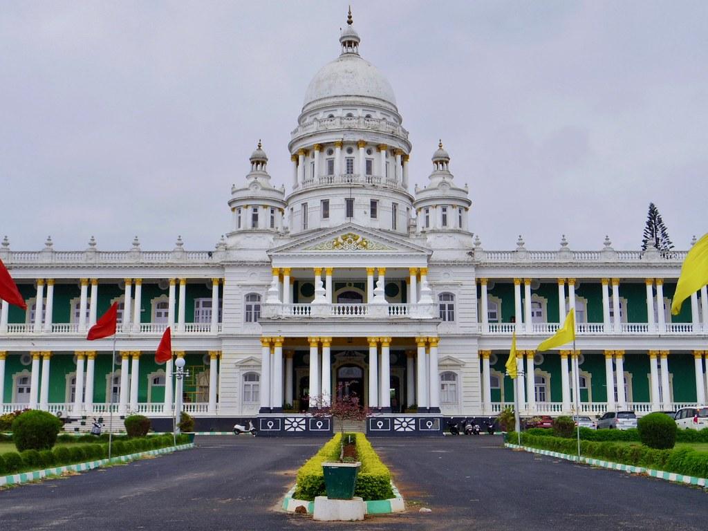 Lalitha Mahal Palace Hotel[2015]