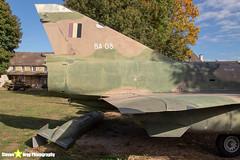 BA-08---08---Belgian-Air-Force---Dassault-Mirage-5-BA---Savigny-les-Beaune---181011---Steven-Gray---IMG_4888-watermarked