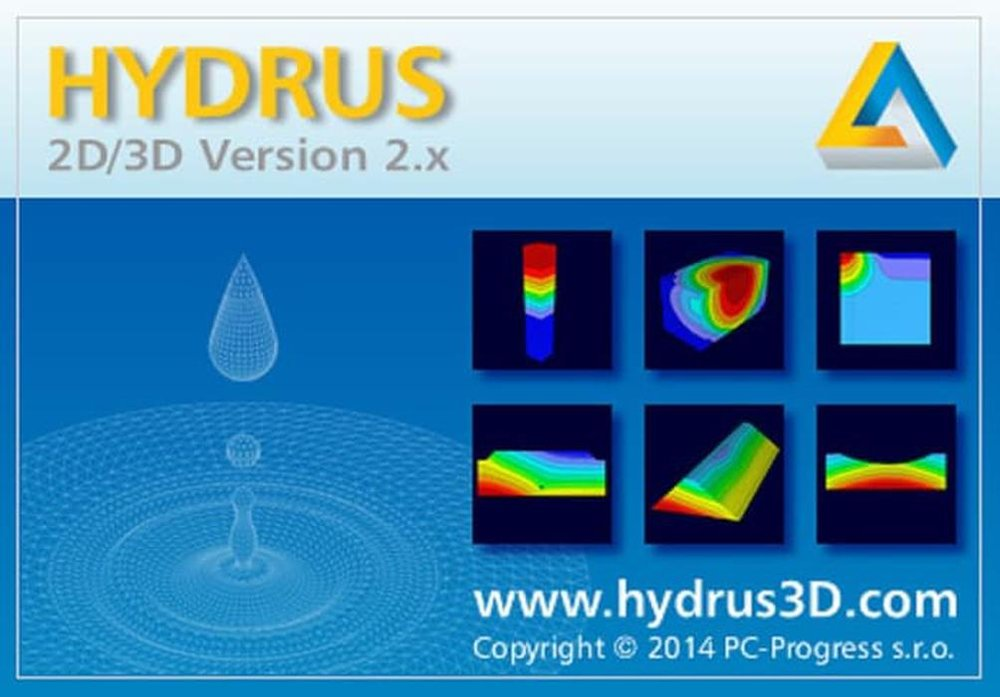 Download PC Progress HYDRUS 2D / 3D Pro 2.04.0580 full license forever